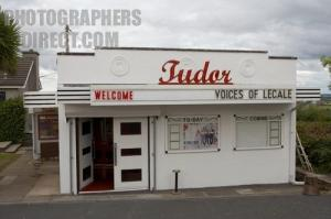 tudor private cinema in comber county down northern ireland the tudor was built by brothers noel and roy spence in the garden of his house on what used to be a chicken shed